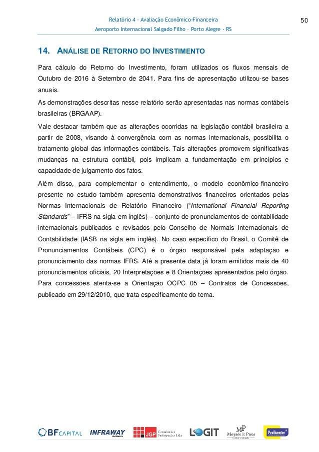 porto alegre relatório econômico financeirorelatório 4 avaliação econômico financeira
