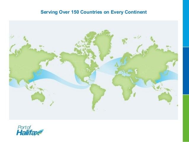 2011 Containerized Cargo Profile