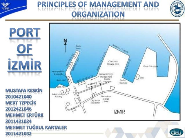 • Port of İzmir was established in 1959 and made over to TCDD in 1989. • Port of İzmir now operated by TCDD. • Port of İzm...