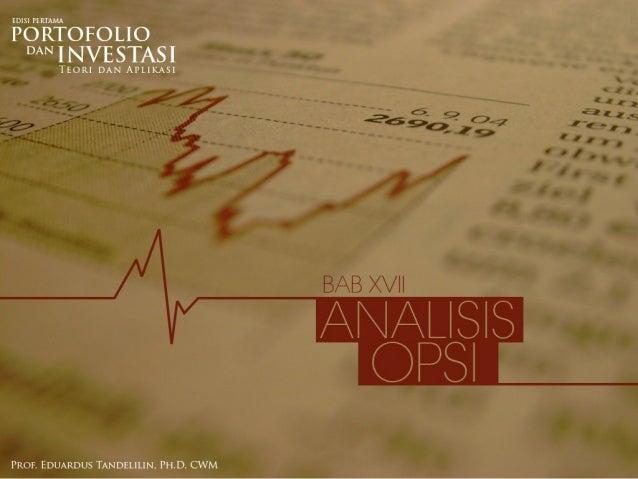 perdagangan opsi atau / investasi