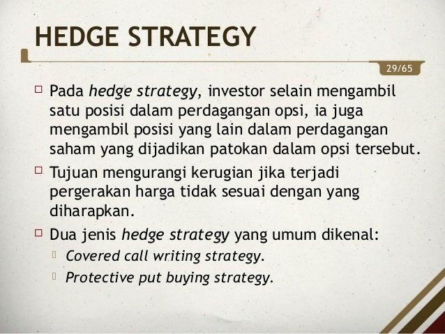 perdagangan opsi dan strategi yang lebih tinggi
