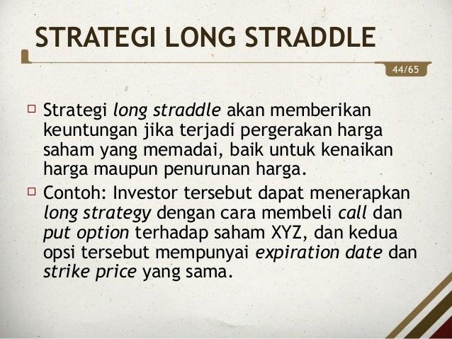 contoh-contoh opsi nyata dan prinsip-prinsip penilaian dan strategi