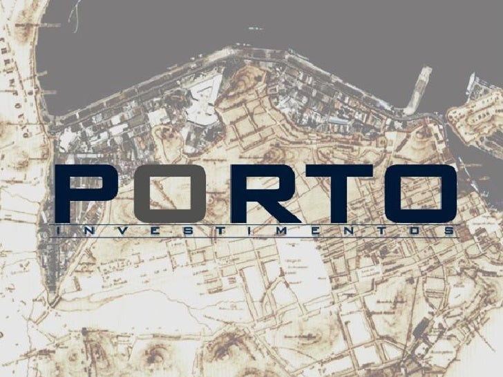Índice   Introdução   Cenário Econômico   Projeto Porto Maravilha   Porto Investimentos                Consultor Imobiliár...