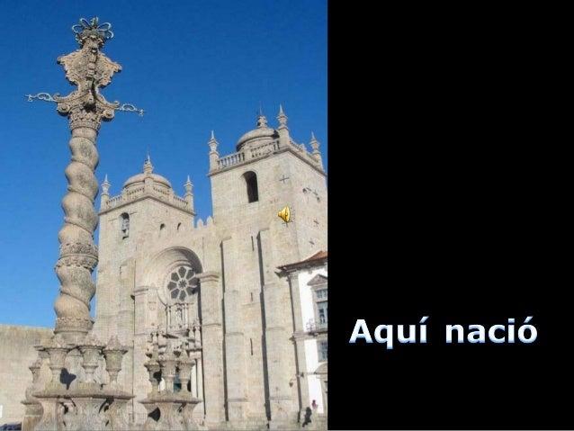 Cidade do Porto, segundo um espanhol.