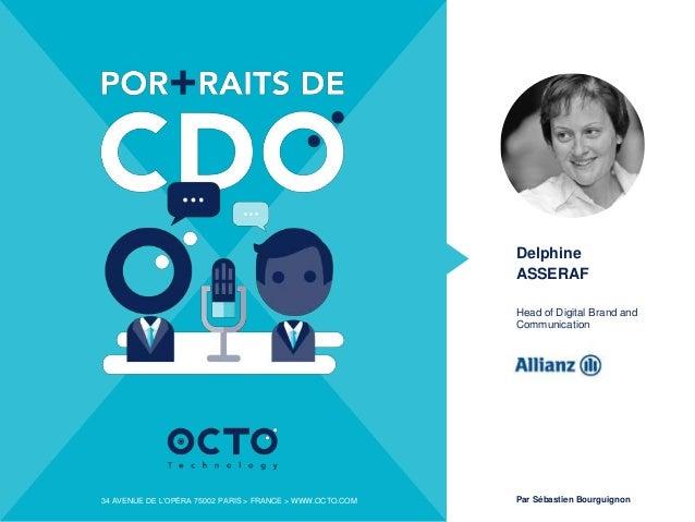 50 AVENUE DES CHAMPS-ÉLYSÉES 75008 PARIS > FRANCE > WWW.OCTO.COM34 AVENUE DE L'OPÉRA 75002 PARIS > FRANCE > WWW.OCTO.COM D...