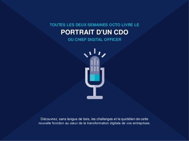 #PortraitDeCDO - Rodolphe Roux - Wiko Slide 2