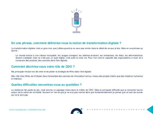 #PortraitDeCDO - Rodolphe Roux - Wiko Slide 3