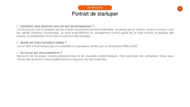 #PortraitDeStartuper #18 - BuisnessWidg - Quentin Elhaik Slide 3