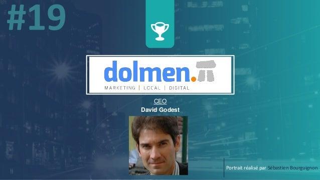 CEO David Godest Portrait réalisé par Sébastien Bourguignon