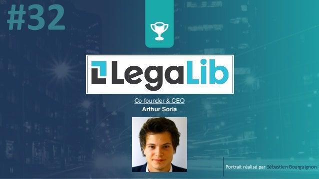 w Co-founder & CEO Arthur Soria Portrait réalisé par Sébastien Bourguignon