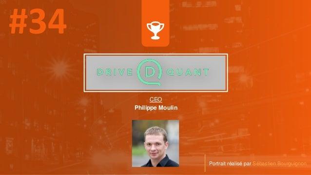 CEO Philippe Moulin Portrait réalisé par Sébastien Bourguignon