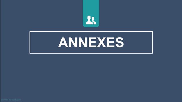 ANNEXES Portrait de startupers