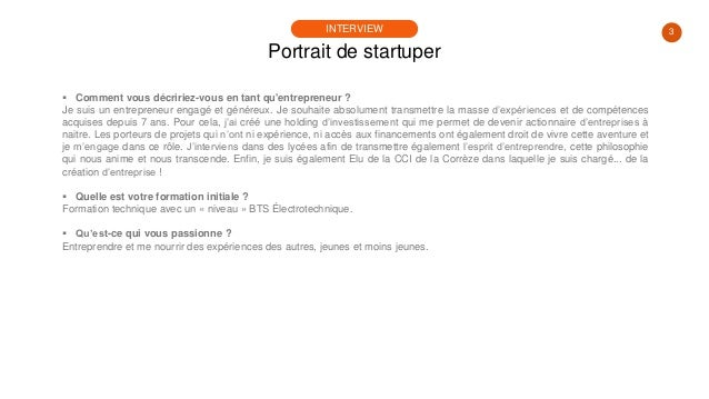 #PortraitDeStartuper #43 - Axioma -  Anthony Bugeat Slide 3