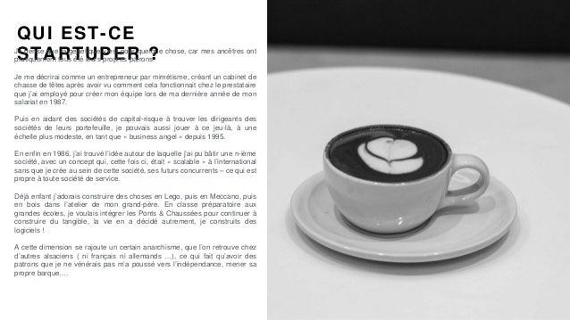 #PortraitDeStartuper #46 - LUDO-VIC - Jacques-Olivier Amberg Slide 2