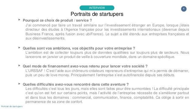 4 ▸ Pourquoi ce choix de produit / service ? J'ai commencé par faire un travail similaire sur l'investissement étranger en...