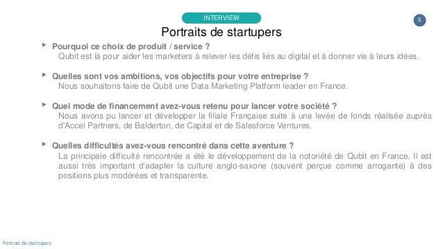 5 ▸ Pourquoi ce choix de produit / service ? Qubit est là pour aider les marketers à relever les défis liés au digital et ...