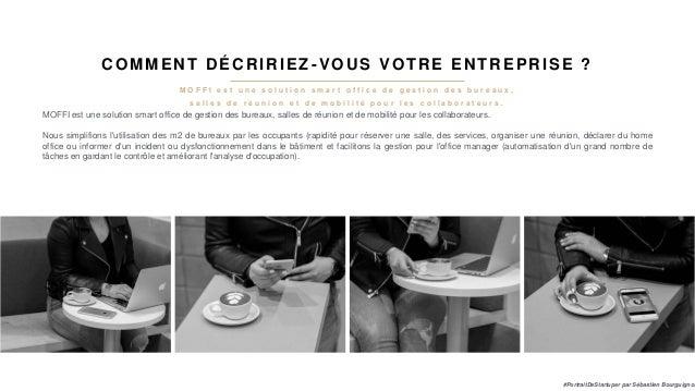 #PortraitDeStartuper #60 - Moffi - Arnaud Coisne Slide 3