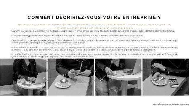 #PortraitDeStartuper #64 - Max'Sens Innovations - Lazare Ake Slide 3