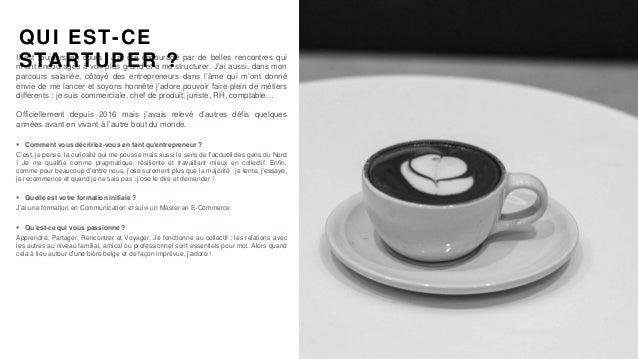 #PortraitDeStartuper #65 - Switch Up - Gabrielle Rodier Slide 2