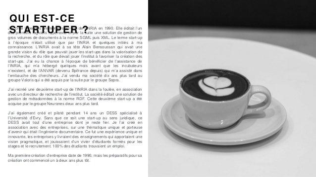 #PortraitDeStartuper #69 - Flaminem - Antoine Rizk Slide 2