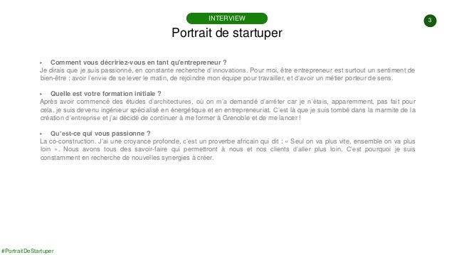 #PortraitDeStartuper #70 - Neojobs - Hugo Avale Slide 3