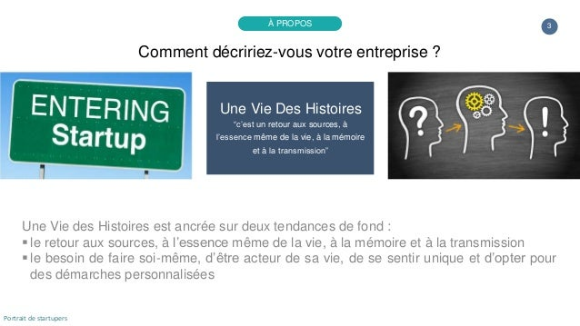 """3 Une Vie Des Histoires """"c'est un retour aux sources, à l'essence même de la vie, à la mémoire et à la transmission"""" Une V..."""