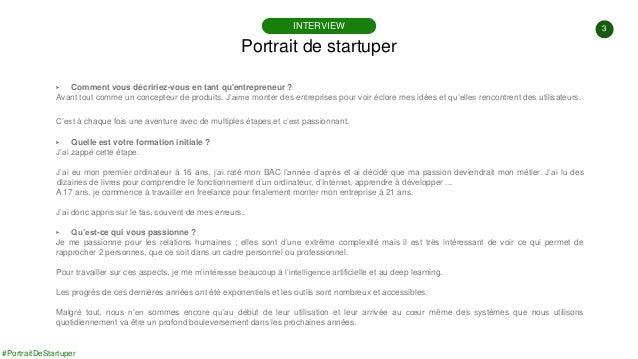 #PortraitDeStartuper #77 - Liita - Jérémy Benmoussa Slide 3