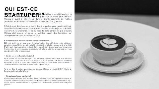 #PortraitDeStartuper #80 - Zèbre et Colibri - Mathilde Guillier Slide 2