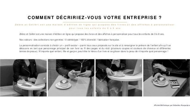 #PortraitDeStartuper #80 - Zèbre et Colibri - Mathilde Guillier Slide 3