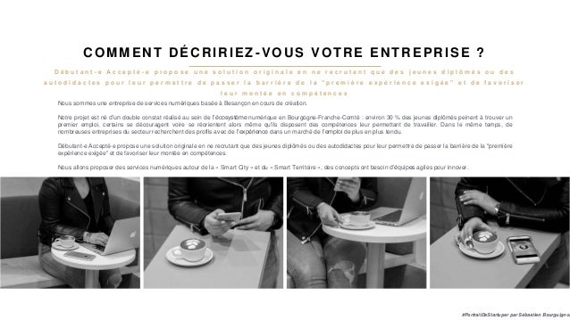 #Portrait destartuper #82 - Débutant-e Accepté-e - Michel Chevassu & Christophe Boutet Slide 3