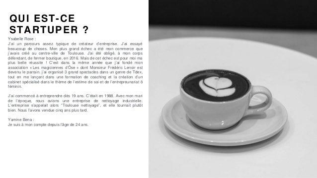 #PortraitDeStartuper #84 - Ysyone - Ysabelle Rose & Yamine Bena Slide 2