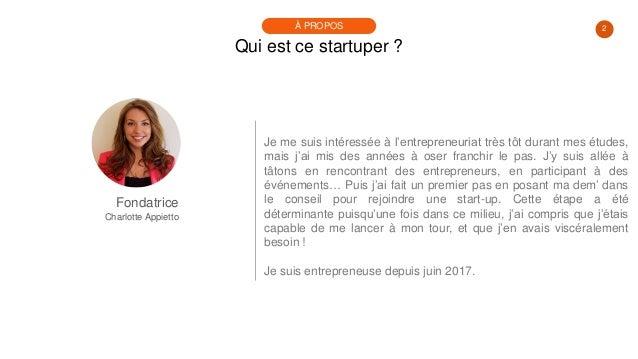 Je me suis intéressée à l'entrepreneuriat très tôt durant mes études, mais j'ai mis des années à oser franchir le pas. J'y...