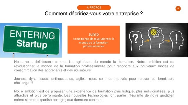 #PortraitDeStartuper #95 - Nicolas Rivière - Jump Slide 3
