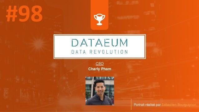 CEO Charly Pham Portrait réalisé par Sébastien Bourguignon