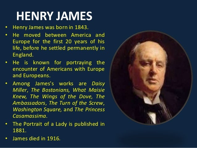a literary analysis of washington square by henry james This study guide consists of approximately 23 pages of chapter summaries, quotes, character analysis, themes, and more - everything you need to sharpen your knowledge of washington square washington square is a novel by henry james in this novel, catherine sloper is a simple, unattractive girl .