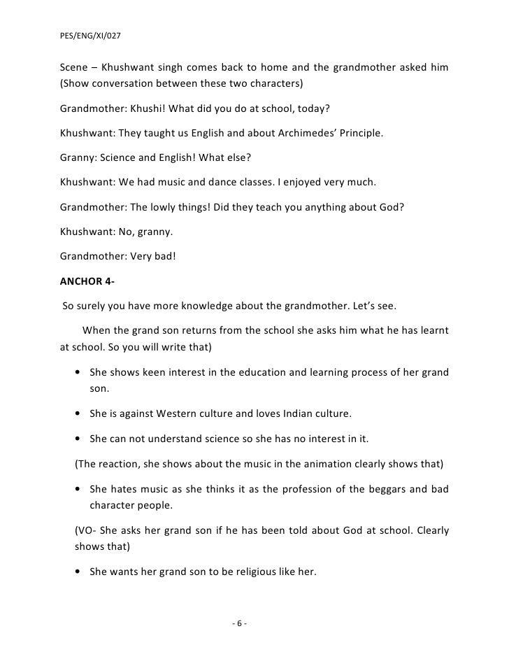 my granson descriptive essay