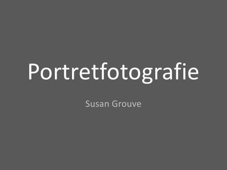 Portretfotografie<br />Susan Grouve<br />