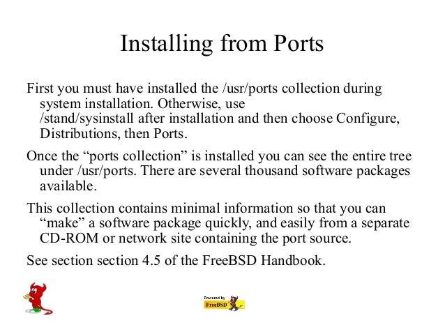 FreeBSD Portscamp, Kuala Lumpur 2016