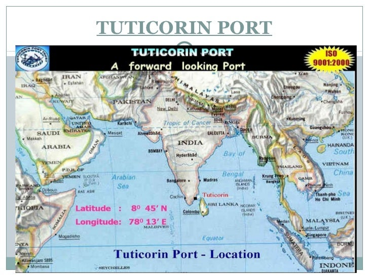 business at tuticorin port Tuticorin or locally called thoothukudi is the port city and district of tamilnadu and is around 590 km away from chennai thoothukudi is also known as pearl city&quot because of the pearl fishing carried out here and it is also called &quotsea gateway o.