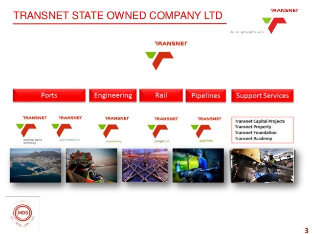 PAGE TRANSNET STATE OWNED COMPANY LTD 33