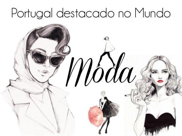 Portugal destacado no Mundo Moda