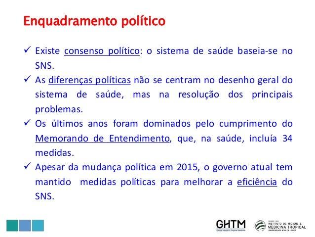 O Futuro dos Sistemas Universais de Saúde – Portugal Slide 2