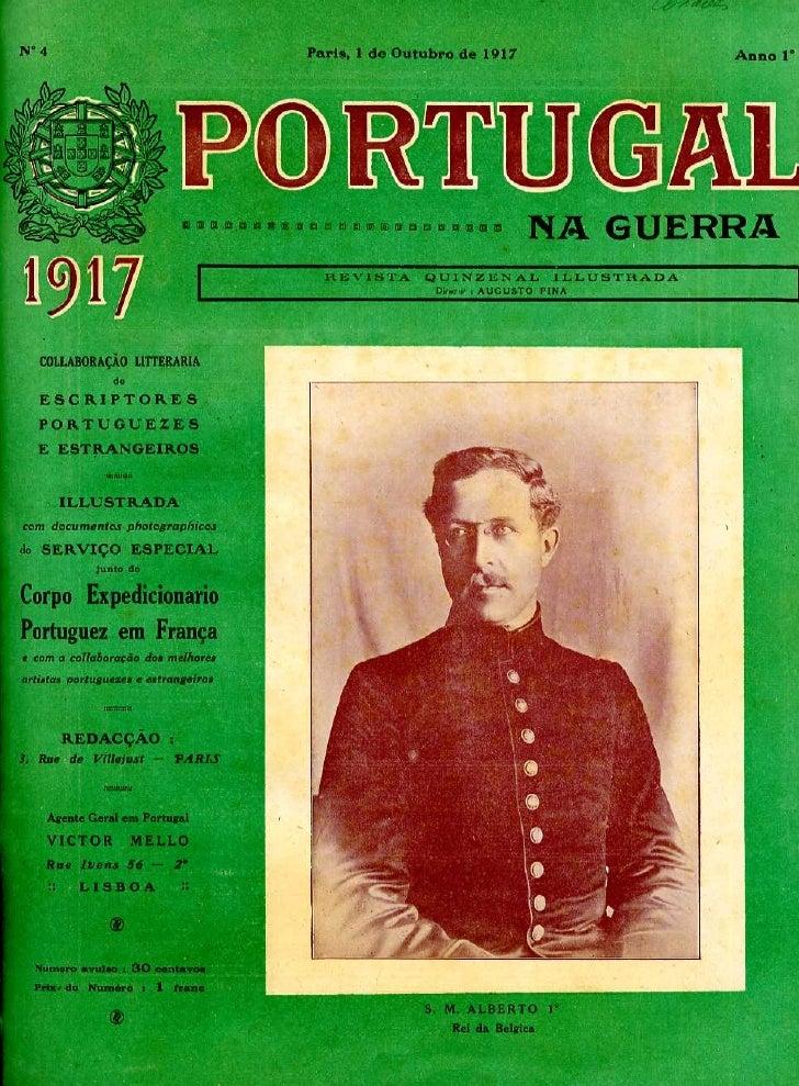 Portugal na Guerra nº4