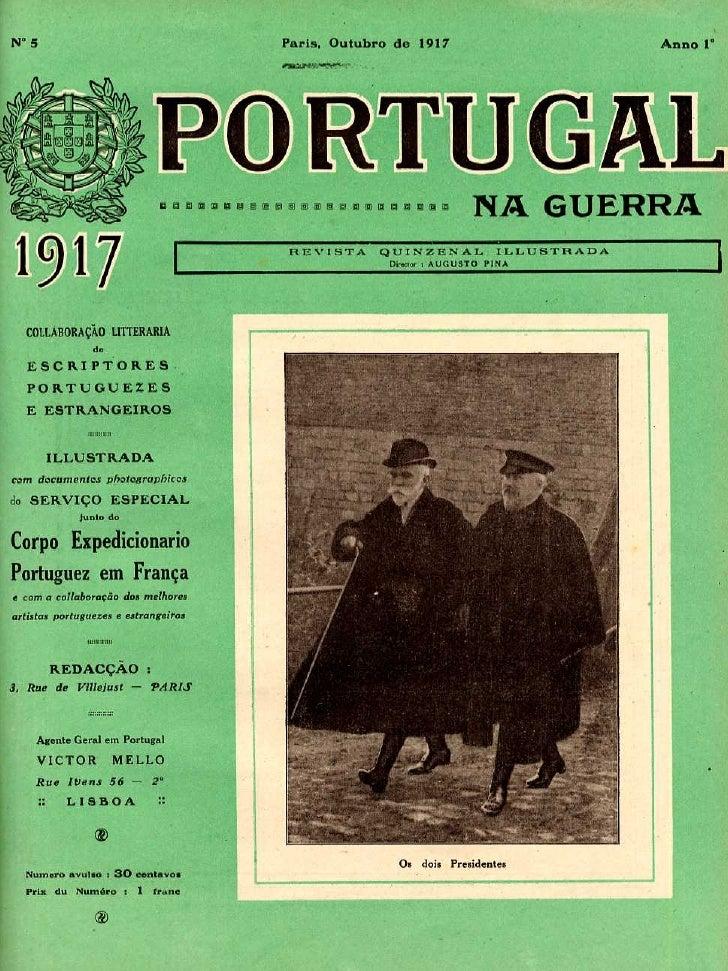 Portugal na Guerra nº5
