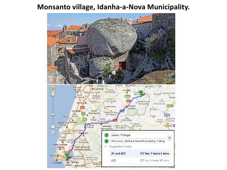 Monsanto village, Idanha-a-Nova Municipality.