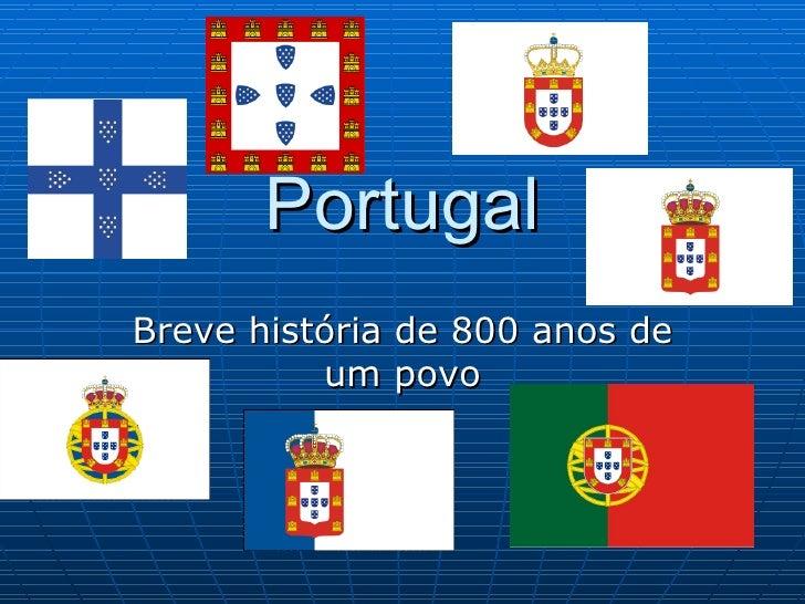 Um Pouco de História de Portugal