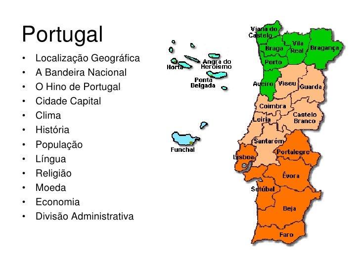 Portugal<br />Localização Geográfica<br />A Bandeira Nacional<br />O Hino de Portugal<br />Cidade Capital<br />Clima<br />...