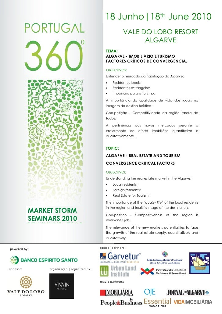 18 Junho|18th June 2010                                                              VALE DO LOBO RESORT                  ...