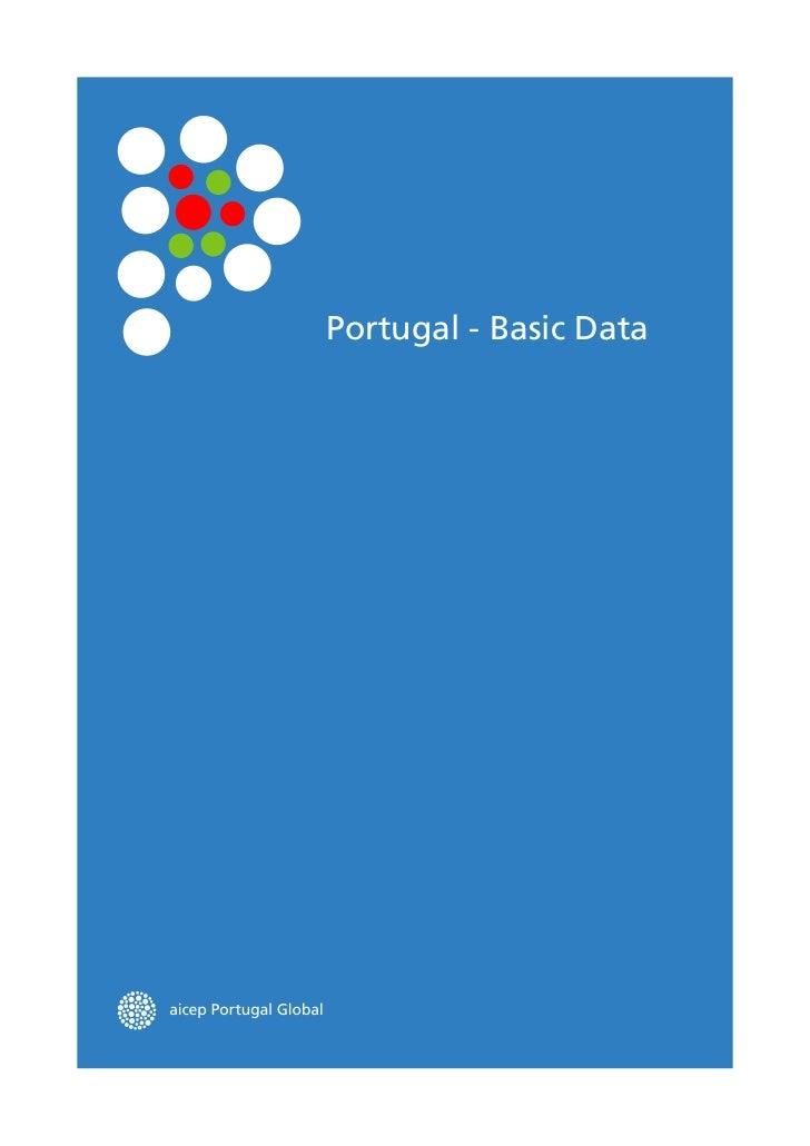 Portugal - Basic Data