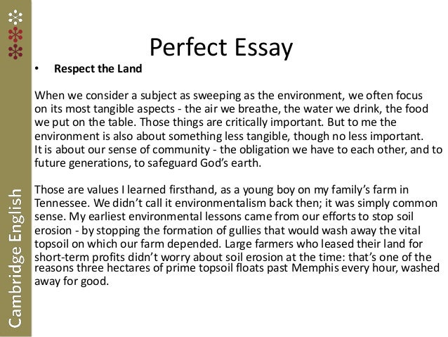 Essay on respect in classrooms